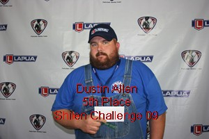 5th Place Dustin Allen