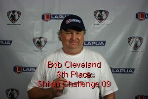 8th Place Bob Cleveland